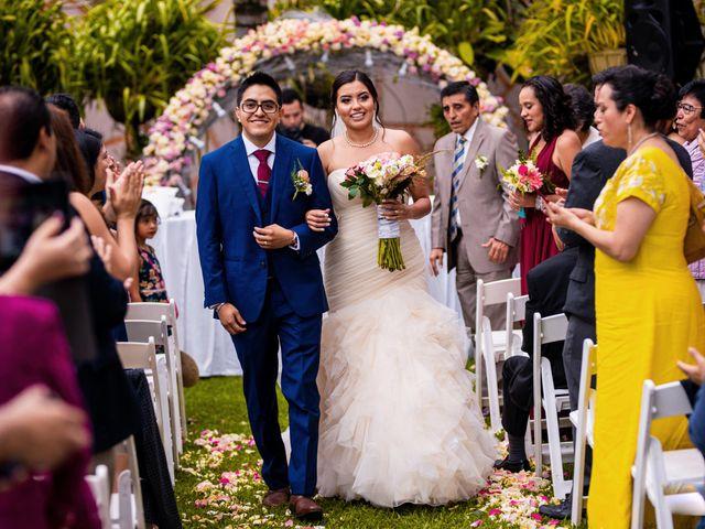 La boda de Ivette y Antares