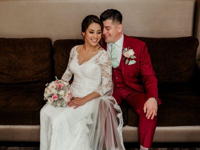 La boda de Daniela y Tino