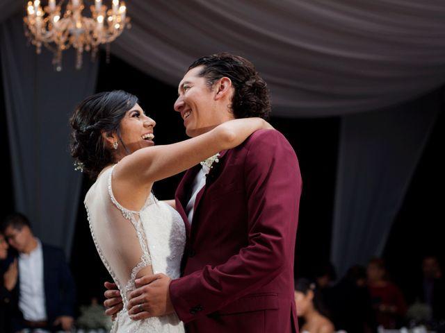 La boda de Mia y Victor