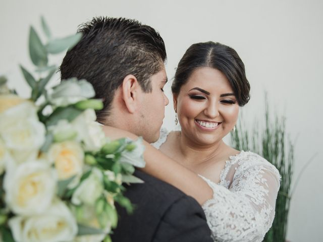 La boda de Irazú y Rafael