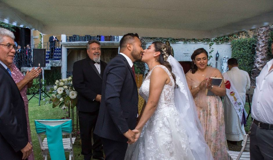 La boda de Eduardo y Cristina en Naucalpan, Estado México