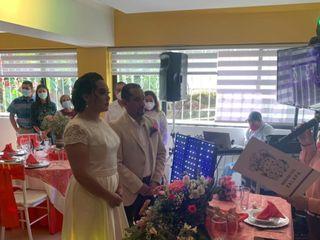 La boda de Maria Jose y Eric