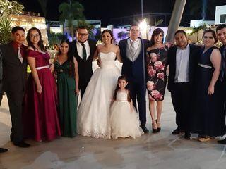 La boda de Karen y Alan 3