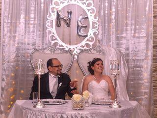 La boda de Nelly y Eduardo