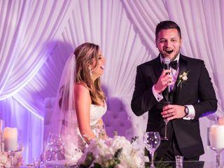 La boda de Siboney y Daniel