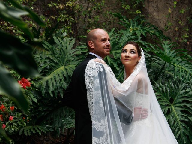 La boda de Nelson y Karina