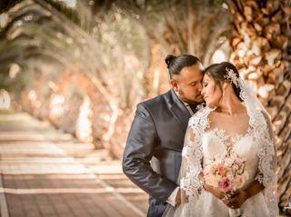 La boda de Erick y Betsabé