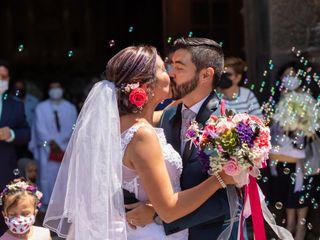 La boda de Jennyfer y Enrique 2