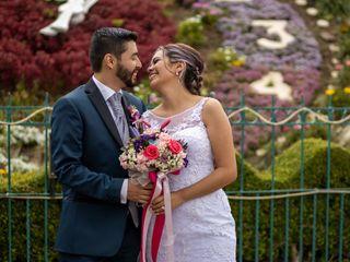 La boda de Jennyfer y Enrique