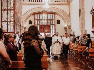 La boda de Alma y Yussef 1