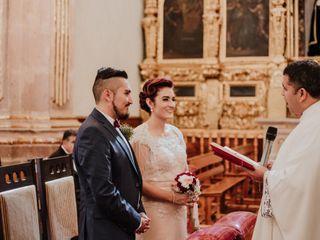 La boda de Alma y Yussef 3