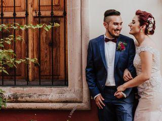 La boda de Alma y Yussef