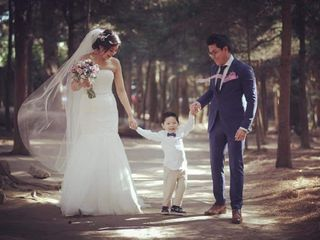 La boda de Mariana y Daniel