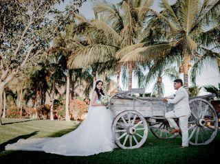 La boda de Herlinda y Iván