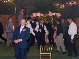 La boda de Gina y Elias 1