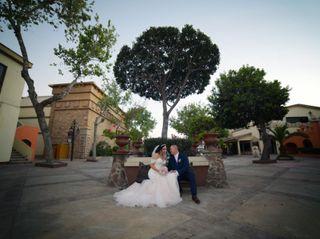 La boda de Gina y Elias