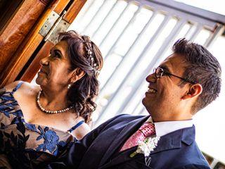 La boda de Damara y Eder 1