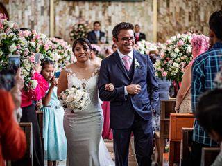 La boda de Damara y Eder