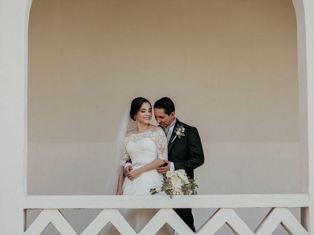 La boda de Aracely y Armando