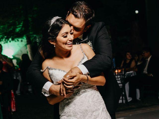 La boda de Alma y Mario