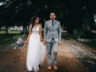 La boda de Regina y Manuel