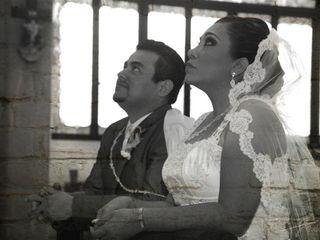 La boda de Alexandra y Gonzalo