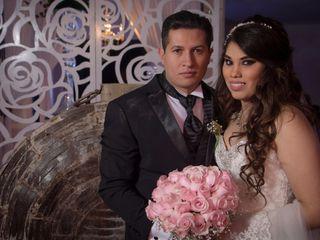 La boda de Jassmin y Alonso