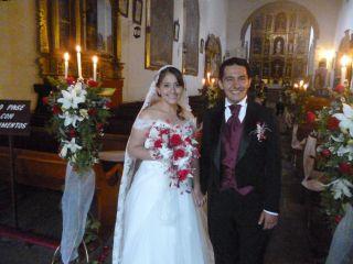 La boda de Karla y Tadeo