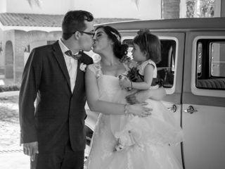 La boda de Jazmín y Luis Felipe 1