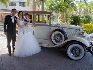 La boda de Jazmín y Luis Felipe
