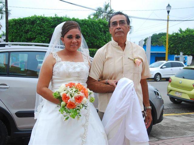 La boda de Gonzalo y Alexandra en Huimanguillo, Tabasco 2