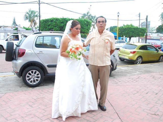 La boda de Gonzalo y Alexandra en Huimanguillo, Tabasco 5