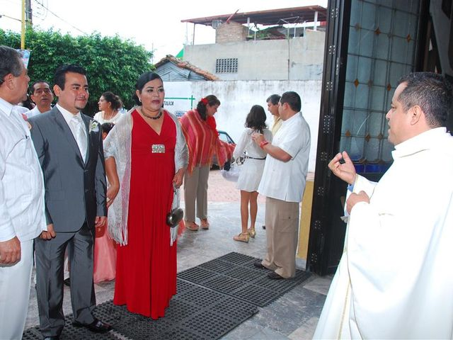 La boda de Gonzalo y Alexandra en Huimanguillo, Tabasco 6