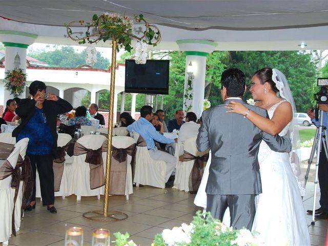 La boda de Gonzalo y Alexandra en Huimanguillo, Tabasco 45