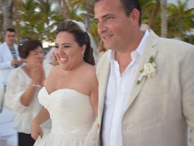 La boda de Gisela y Abel