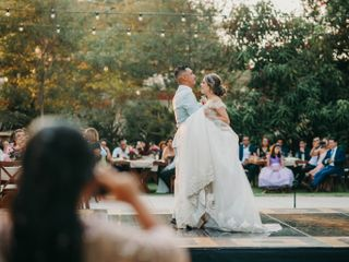 La boda de Miguel  y Paola  2