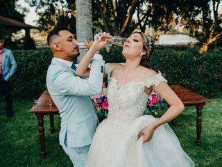 La boda de Miguel  y Paola  3