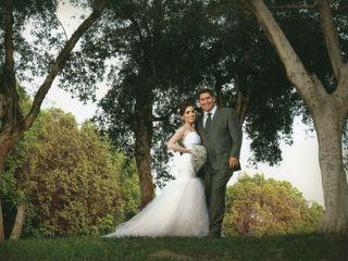La boda de Ashlee y Luis 1