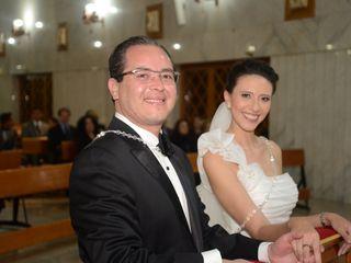 La boda de Lizzete y Sebastián