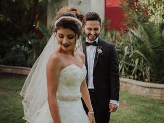 La boda de Norma y Evani