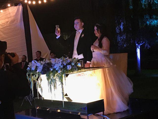 La boda de Hugo y Jessica