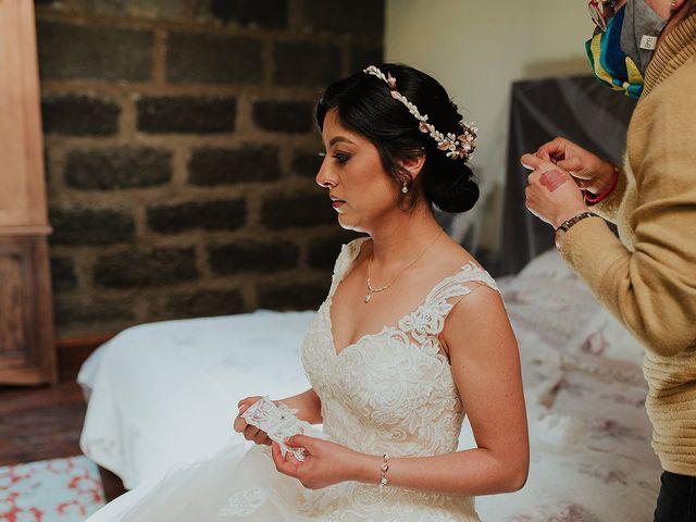 La boda de David y Maya en Zempoala, Hidalgo 7