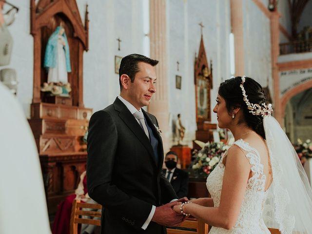 La boda de David y Maya en Zempoala, Hidalgo 17