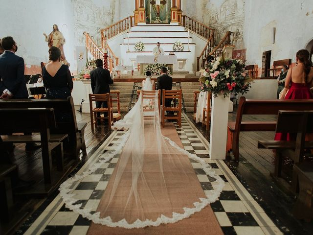 La boda de David y Maya en Zempoala, Hidalgo 18