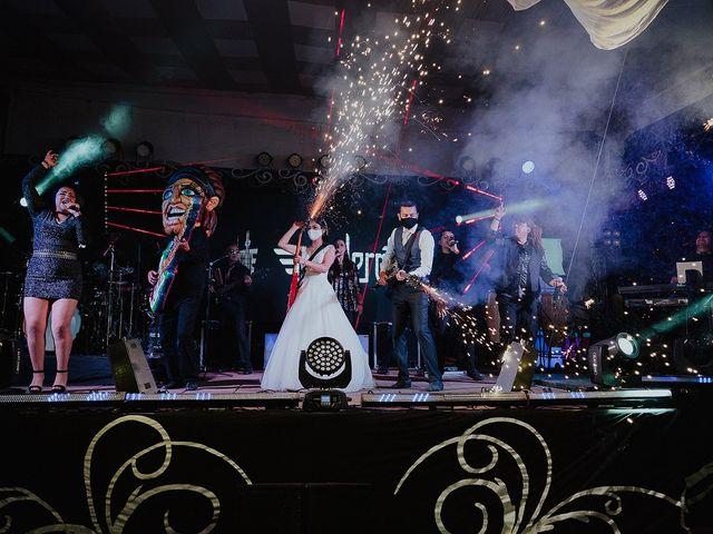 La boda de David y Maya en Zempoala, Hidalgo 28