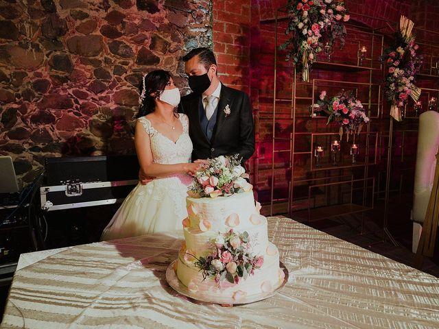 La boda de Maya y David