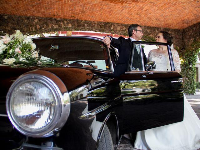 La boda de Sylvain y Diana en Querétaro, Querétaro 2