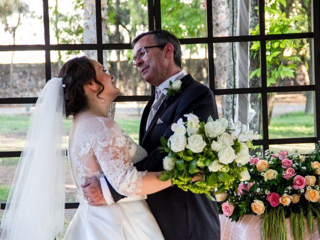 La boda de Sylvain y Diana en Querétaro, Querétaro 7