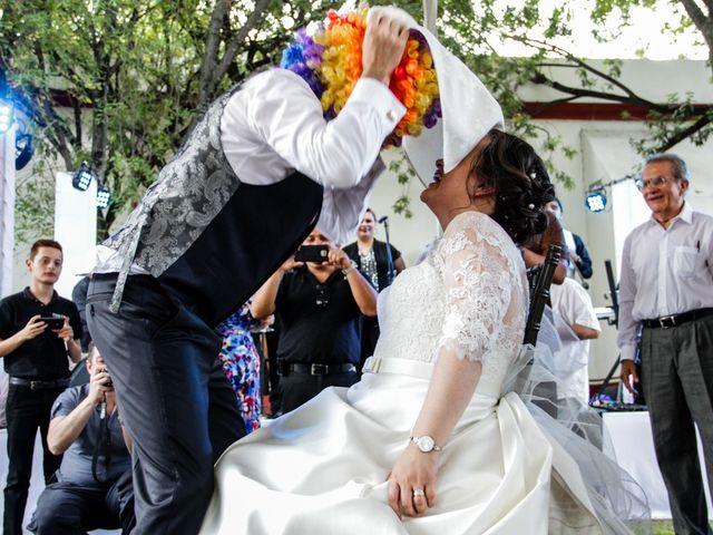 La boda de Sylvain y Diana en Querétaro, Querétaro 8
