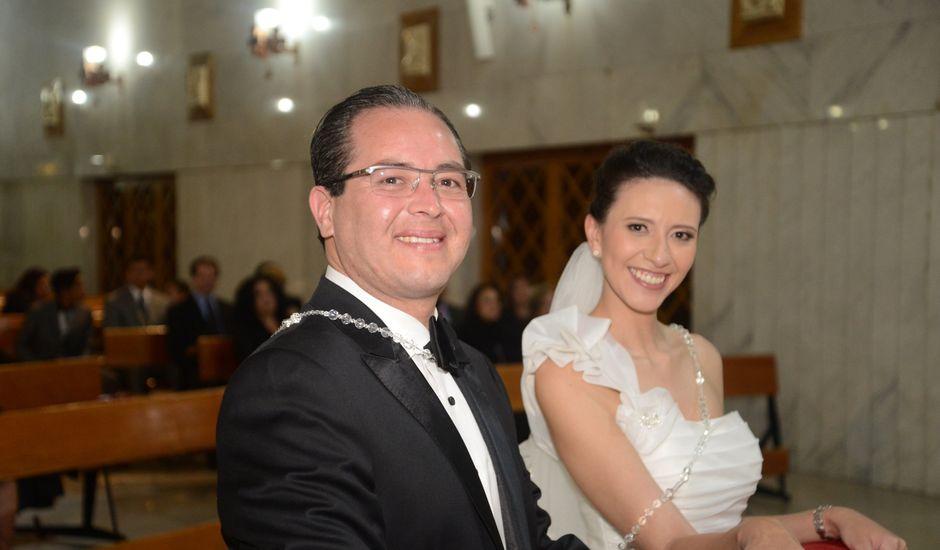 La boda de Sebastián  y Lizzete en Miguel Hidalgo, Ciudad de México